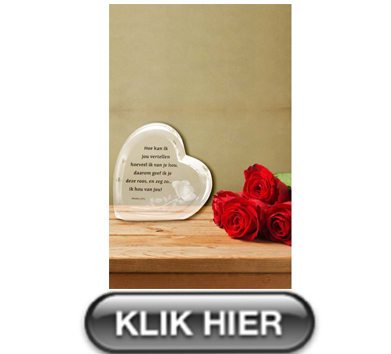 Just For You Liefdes Hart - <b>o.a. Oma -Opa - Moeder - Geliefde